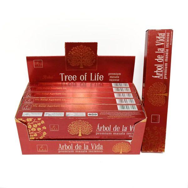 Incienso Árbol de la Vida - Balaji