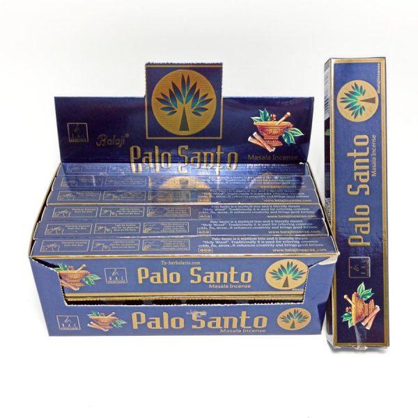 Incienso Palo Santo (Bursera Graveolens) - Balaji