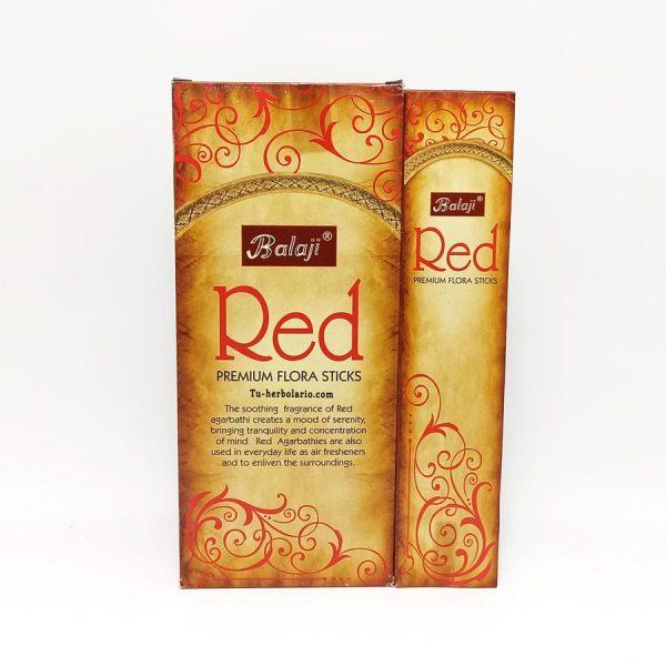 Incienso Red Masala - Balaji
