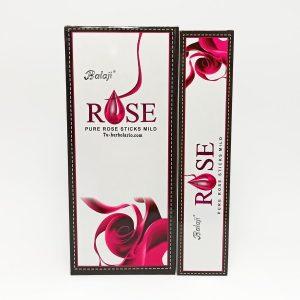 Incienso Pure Rose - Balaji