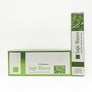 Incienso Salvia Blanca - Balaji