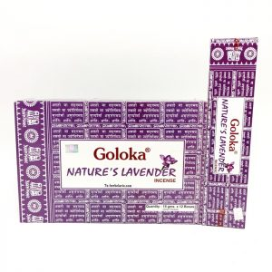 Incienso Goloka. Nature's Lavander