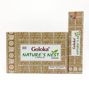 Incienso Goloka. Nature's Nest