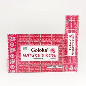 INCIENSO GOLOKA. NATURE'S ROSE