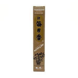 Incienso Japones. Morning Star Frankincense