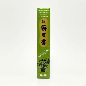 Incienso Japones. Morning Star Té Verde