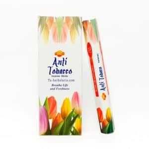 Incienso Anti tabaco Sac.
