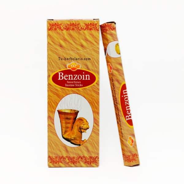 Incienso de Benzoin - Ámbar Rojo Sac.