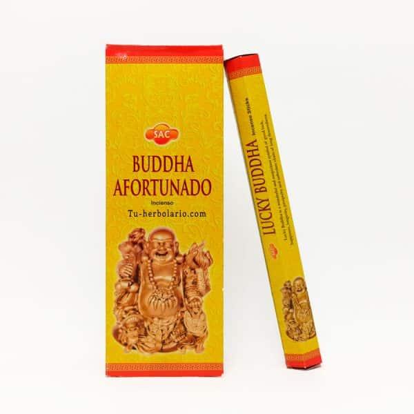 Incienso Buda Afortunado Sac.