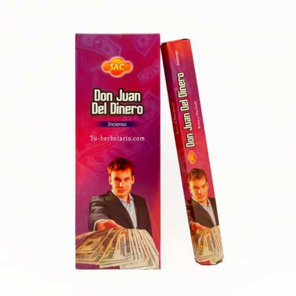 Incienso Don Juan Del Dinero.