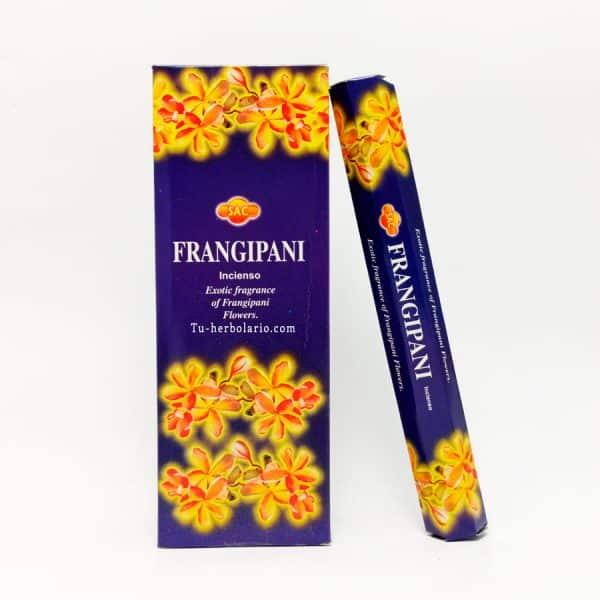 Incienso Flores de Frangipiani Sac.