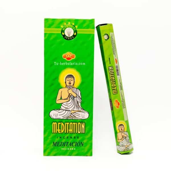 Incienso Meditación Sac.