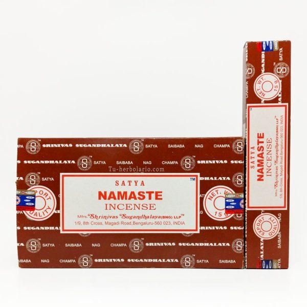 Incienso Namaste Satya