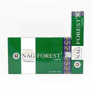 Golden Nag Forest - Incienso Masala Vijayshree