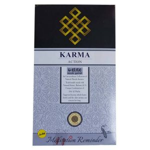 Incienso Sree Vani - Karma Action