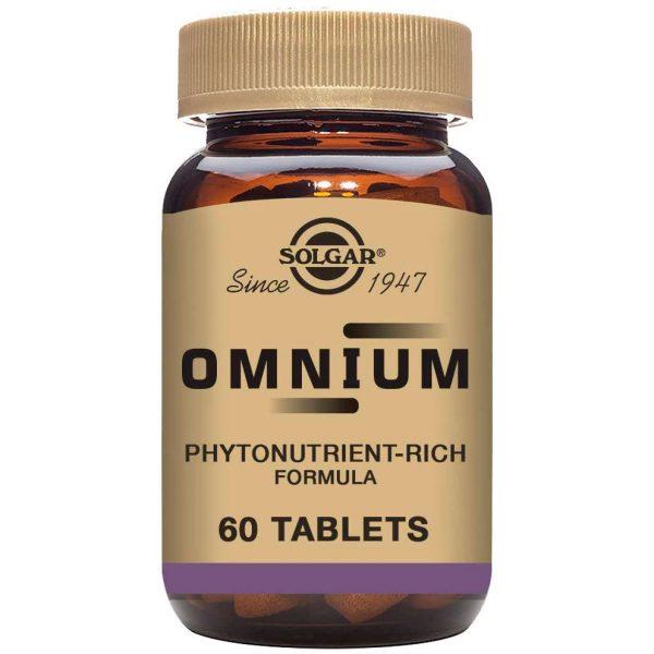 OMNIUM (multifitonutrientes) 60comp. SOLGAR