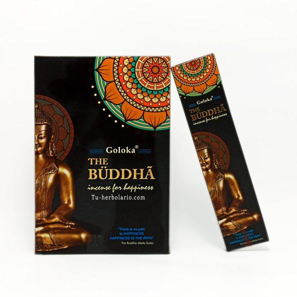 Incienso Goloka Buda (The Buddha)