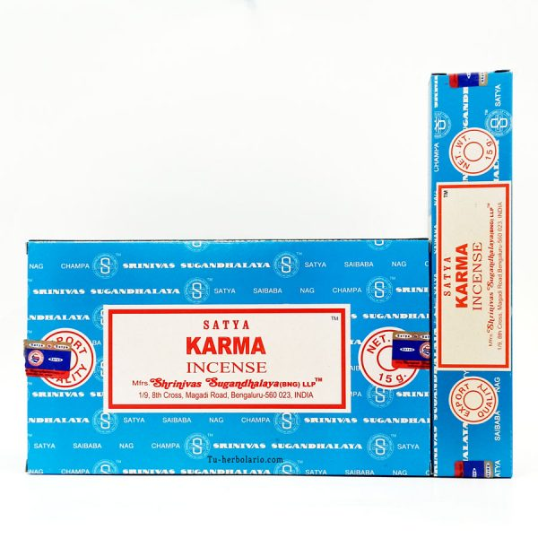 Incienso Karma SATYA.