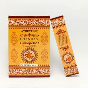 INCIENSO CHANDAN - AYURVEDIC