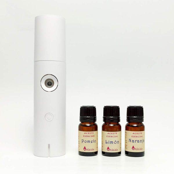 Lilia – Difusor portátil por Ultranebulización