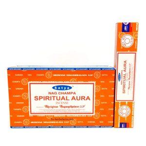 INCIENSO AURA ESPIRITUAL - SATYA