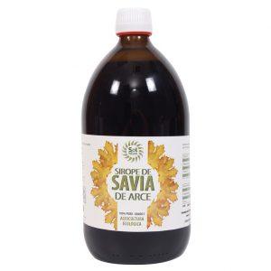 Sirope de Savia de Arce BIO 1 litro SOLNATURAL